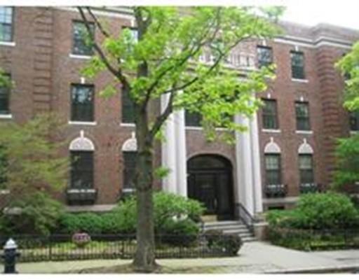 Condominium for Rent at 15 James Street #3 15 James Street #3 Brookline, Massachusetts 02446 United States