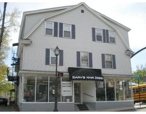 Commercial for Rent at 592 Main Street 592 Main Street Shrewsbury, Massachusetts 01545 United States
