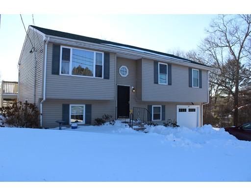 Maison unifamiliale pour l Vente à 603 Newhall 603 Newhall Fall River, Massachusetts 02721 États-Unis
