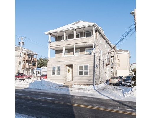 Multi-Family Home for Sale at 304 Cass Avenue 304 Cass Avenue Woonsocket, Rhode Island 02895 United States