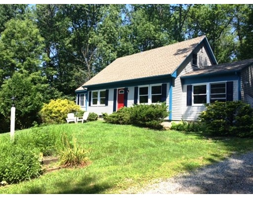 Single Family Home for Sale at 59 Middlefield Road Peru, Massachusetts 01235 United States