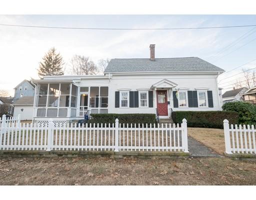 独户住宅 为 销售 在 177 Jenckes Woonsocket, 罗得岛 02895 美国