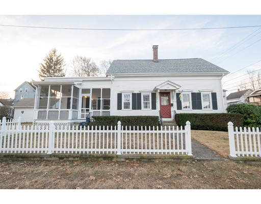 Single Family Home for Sale at 177 Jenckes 177 Jenckes Woonsocket, Rhode Island 02895 United States