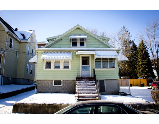 Multi-Family Home for Sale at 106 Garfield Avenue Chelsea, Massachusetts 02150 United States