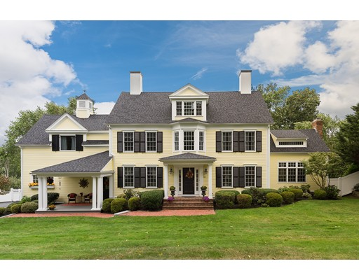 Single Family Home for Sale at 82 Pokanoket Lane 82 Pokanoket Lane Marshfield, Massachusetts 02050 United States