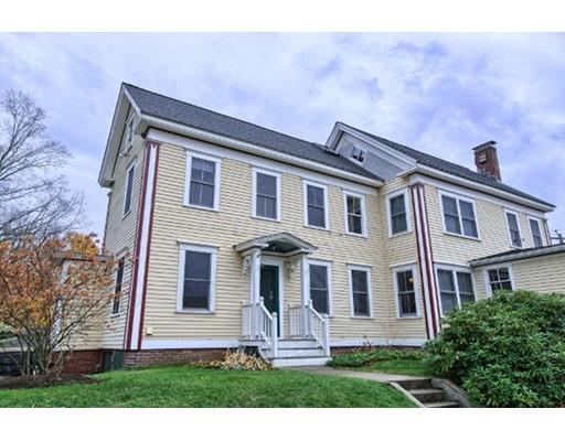 Apartamento por un Alquiler en 10 High Street #B 10 High Street #B Pepperell, Massachusetts 01463 Estados Unidos