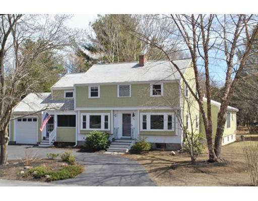 Single Family Home for Rent at 26 Coburn Hill Road 26 Coburn Hill Road Concord, Massachusetts 01742 United States