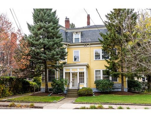 Πολυκατοικία ατομικής ιδιοκτησίας για την Πώληση στο 120 Church Street 120 Church Street Newton, Μασαχουσετη 02458 Ηνωμενεσ Πολιτειεσ