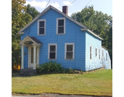 Single Family Home for Sale at 11 River Street 11 River Street Conway, Massachusetts 01341 United States