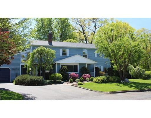 Maison unifamiliale pour l Vente à 70 Fletcher Circle 70 Fletcher Circle Chicopee, Massachusetts 01020 États-Unis