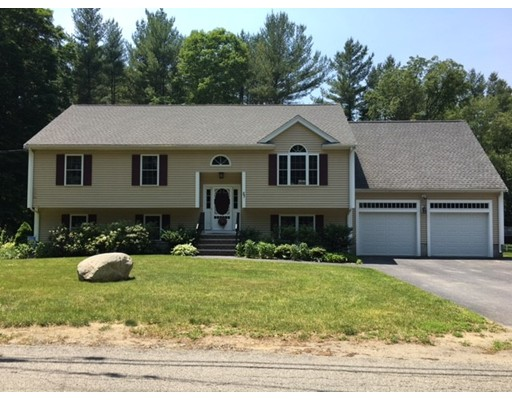 Single Family Home for Sale at 37 Thayer Avenue West Bridgewater, Massachusetts 02379 United States