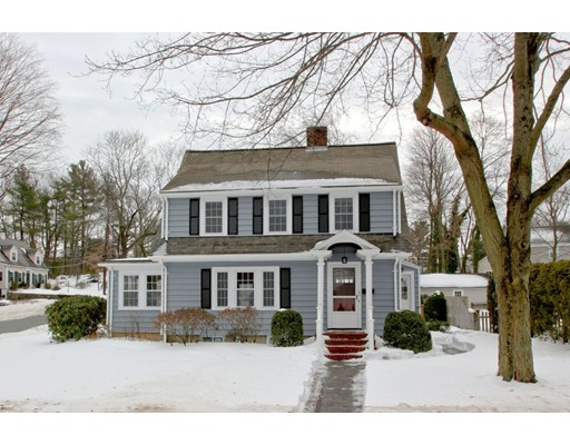 House for Sale at 25 Cleveland Road 25 Cleveland Road Wellesley, Massachusetts 02481 United States