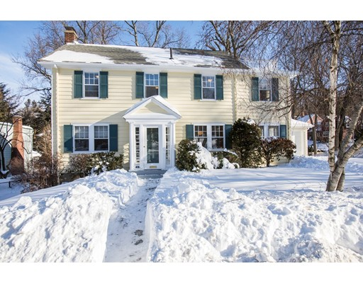 House for Sale at 14 Saunders Terrace 14 Saunders Terrace Wellesley, Massachusetts 02481 United States