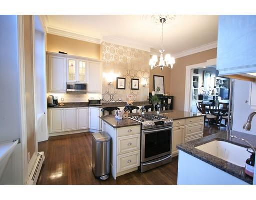 Single Family Home for Rent at 4 Dexter Row Boston, Massachusetts 02129 United States