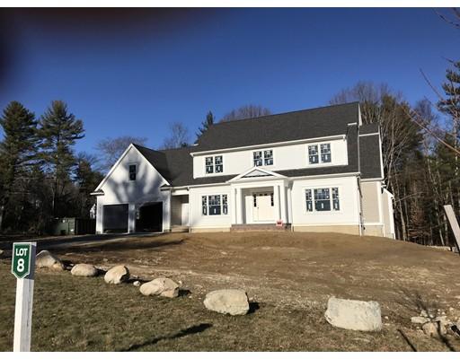 واحد منزل الأسرة للـ Sale في 4 Studley Farm Road 4 Studley Farm Road Scituate, Massachusetts 02066 United States