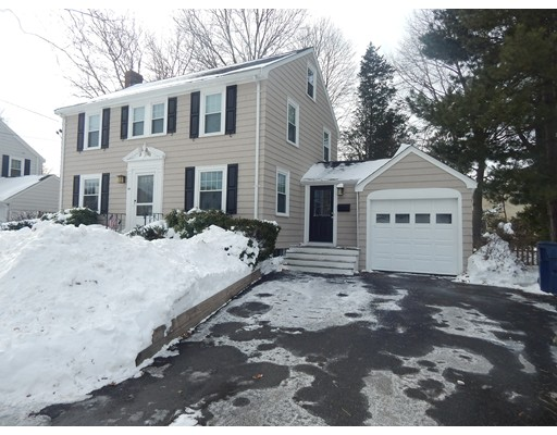 Single Family Home for Rent at 43 George Road 43 George Road Quincy, Massachusetts 02170 United States