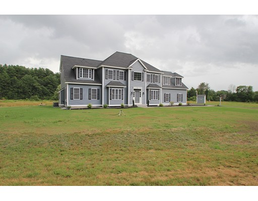 Single Family Home for Sale at 13 Houghton Farms Lane 13 Houghton Farms Lane Bolton, Massachusetts 01740 United States