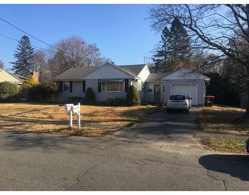 Maison unifamiliale pour l Vente à 52 Clematis Road 52 Clematis Road Agawam, Massachusetts 01001 États-Unis