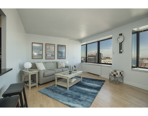 85 East India Row, 16 H - Waterfront, MA