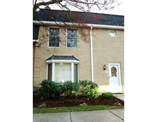 Appartement en copropriété pour l Vente à 8 Mansion Woods Drive 8 Mansion Woods Drive Agawam, Massachusetts 01001 États-Unis
