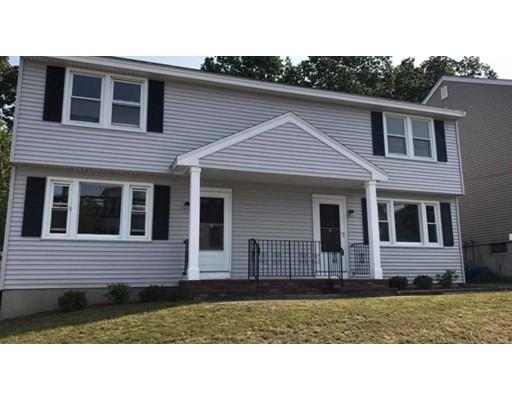 Maison accolée pour l à louer à 60 Beacon Street #B 60 Beacon Street #B Lawrence, Massachusetts 01843 États-Unis