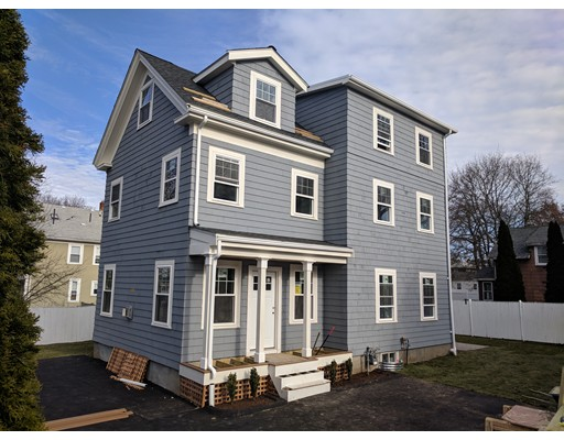 Single Family Home for Sale at 17 Charles Street Avenue Waltham, Massachusetts 02453 United States