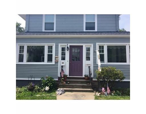 Maison unifamiliale pour l Vente à 30 Temple Avenue 30 Temple Avenue Winthrop, Massachusetts 02152 États-Unis