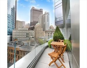 1 Franklin Street 1007 is a similar property to 1 Franklin St  Boston Ma