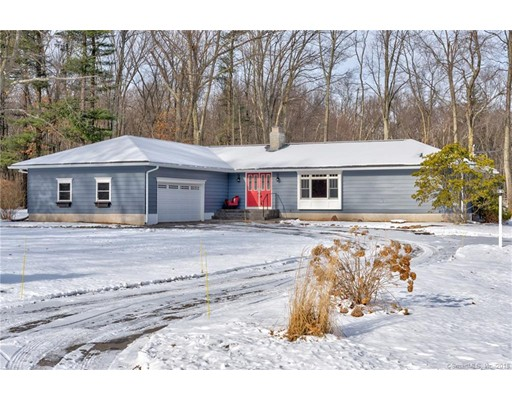 Single Family Home for Sale at 62 Blue Ridge Drive 62 Blue Ridge Drive Somers, Connecticut 06071 United States
