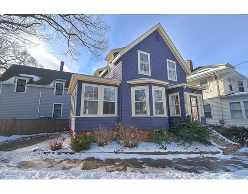 Single Family Home for Sale at 4 Sheridan Road 4 Sheridan Road Swampscott, Massachusetts 01907 United States