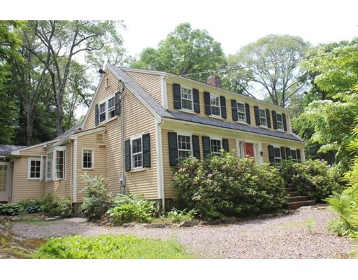 Single Family Home for Rent at 2 Burgess Lane Dedham, Massachusetts 02026 United States