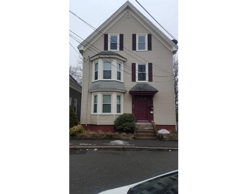 Casa Unifamiliar por un Alquiler en 36 School 36 School Beverly, Massachusetts 01915 Estados Unidos