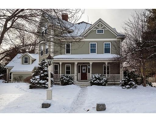 Maison unifamiliale pour l Vente à 5 Taylor Lane 5 Taylor Lane Lexington, Massachusetts 02420 États-Unis