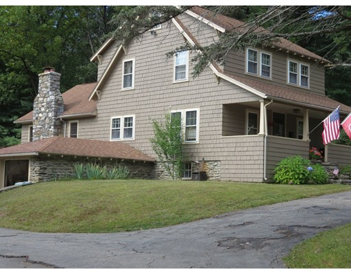 Single Family Home for Sale at 28 Crystal Street 28 Crystal Street Paxton, Massachusetts 01612 United States