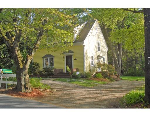 Частный односемейный дом для того Аренда на 20 Old Cambridge TPK #1 20 Old Cambridge TPK #1 Lincoln, Массачусетс 01773 Соединенные Штаты
