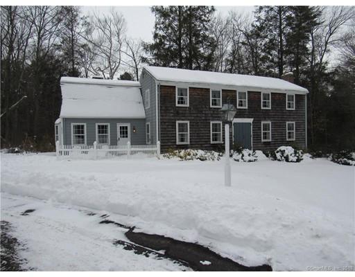 Maison unifamiliale pour l Vente à 72 Colorado Drive 72 Colorado Drive Somers, Connecticut 06071 États-Unis