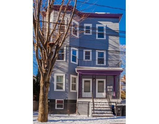 Single Family Home for Rent at 22 Granite Street Somerville, Massachusetts 02143 United States