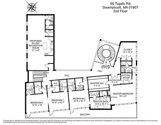 60 Tupelo Rd, Swampscott, MA, 01907