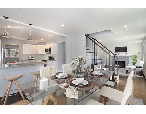 Single Family Home for Sale at 103 Stimson Street 103 Stimson Street Boston, Massachusetts 02132 United States