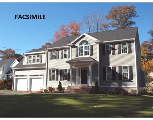 Single Family Home for Sale at 36 Richard Road 36 Richard Road Randolph, Massachusetts 02368 United States