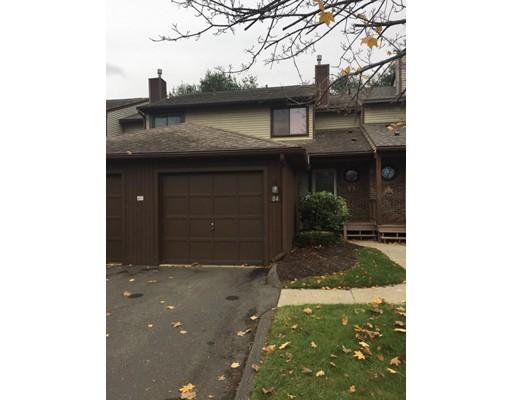 Appartement en copropriété pour l Vente à 84 Dogwood Lane 84 Dogwood Lane Agawam, Massachusetts 01001 États-Unis