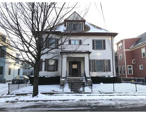 独户住宅 为 出租 在 22 Grand View Avenue Somerville, 02143 美国