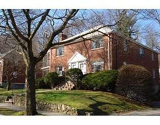 公寓 为 出租 在 113 Withington #113 113 Withington #113 牛顿, 马萨诸塞州 02460 美国