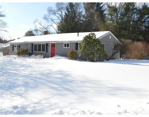 Single Family Home for Sale at 7 Bradford Jay Road 7 Bradford Jay Road Holliston, Massachusetts 01746 United States