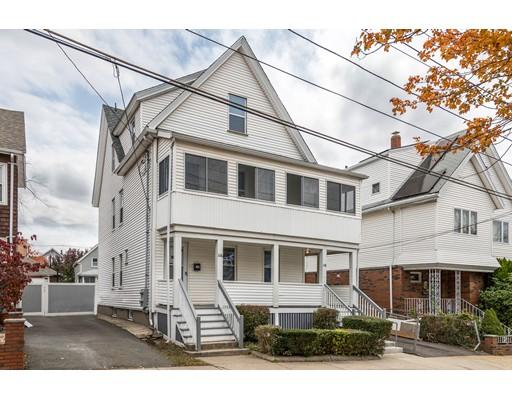تاون هاوس للـ Rent في 106 Walnut Street #1 106 Walnut Street #1 Everett, Massachusetts 02149 United States