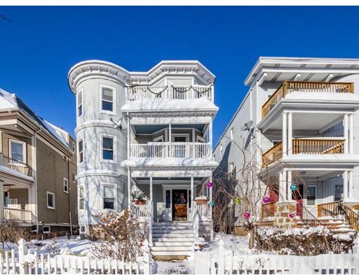 Casa Unifamiliar por un Alquiler en 762 Columbia Boston, Massachusetts 02125 Estados Unidos