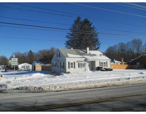 Single Family Home for Sale at 834 Homestead Avenue 834 Homestead Avenue Holyoke, Massachusetts 01040 United States