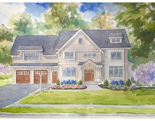 Частный односемейный дом для того Продажа на 11 Samoset Road 11 Samoset Road Winchester, Массачусетс 01890 Соединенные Штаты