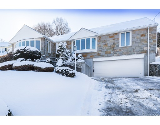 Single Family Home for Sale at 28 Hutchinson Road 28 Hutchinson Road Arlington, Massachusetts 02474 United States