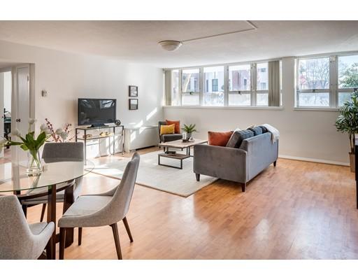 Condominium for Sale at 50 Park Street 50 Park Street Brookline, Massachusetts 02446 United States